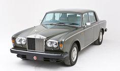 Rolls Royce silver shadow II.
