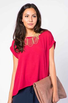 Everyday Woven Blouse