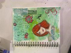 Art journal....project#3