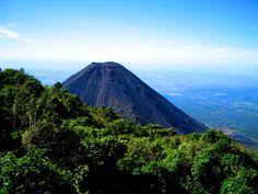 Vulkan #Izalco in #ElSalvador