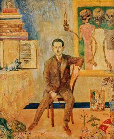 retrato+de+Carol+Deutsch+-+1928.jpg 841×1.024 pixels