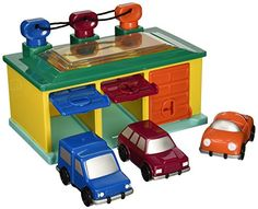 Battat 3 Car Garage Playset ** Be sure to check out this awesome product.