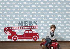 Weblog Wonenonline.nl - wonen - interieur - design: Hip behang en muurstickers op maat