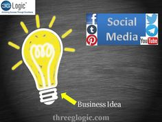 If You Have Any #Business Or #BusinessIdea Then You Can #Success Through #Google And Other #Social #Media Platforms. http://www.threeglogic.com Will Help You To Connect Others On Social Media. #TuesdayThought #Social_Media #Marketing