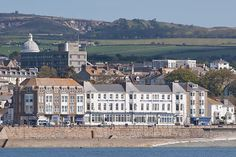 2nt Seafront Penzance & 3-Course Dinner