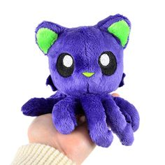 """Tentacle Kitty 4"""" Little One - Dragon Con Exclusive 7"""