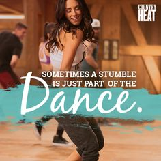If you think you're not a dancer, think again! Anyone can do Country Heat, you just have to get up and get moving. See you on the dance floor! // Country Heat // Autumn Calabrese // dance workouts // fitness // exercise // fit fam // get fit // beachbody