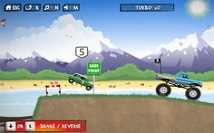 Play game Renegade Racing