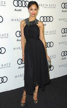 Classic Beauty - Zoe Saldana