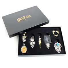 Harry Potter Horcrux Bookmarks