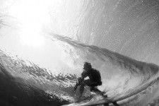 Surfing Murals - Wall Murals of Breaking Surf & Surfing