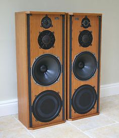 Celestion Ditton 66 MkII Studio Monitor Speakers
