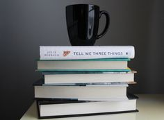 All the Books I Read in 2016 | Tracie Marie Please