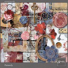 Painterly | Studio Romy