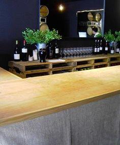 Do it yourself winebar