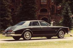 Cadillac Seville - 1980