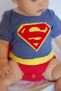 Batman 3-pc Set in Gift Box Baby Costume Flash DC Comics Baby Girls Superman Wonder Woman