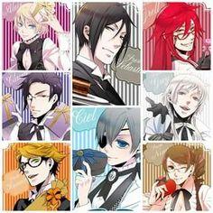 #wattpad #humor Todos los personajes de Kuroshitsuji , han optado por tener un celular y usar las redes sociales más comunes , veamos juntos que cosas locas se les ocurren . Gracias por la portada a : Otakuyaoi7u7