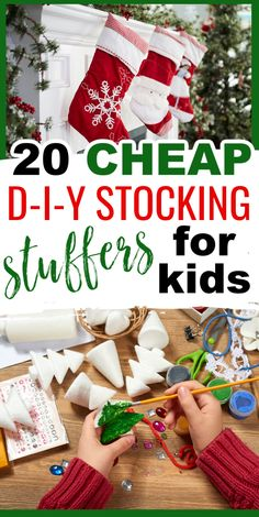 Looking for some fun and unique stocking stuffer ideas that won't end up in the trash? I've got you covered! 20+ stocking stuffers for kids that you can make yourself. BUDGET FRIENDLY! Christmas Shopping List, Christmas Planning, Christmas On A Budget, Christmas Presents For Kids, Family Christmas Gifts, Diy Kinetic Sand, Kids Stockings, Stocking Stuffers For Kids, Diy For Kids