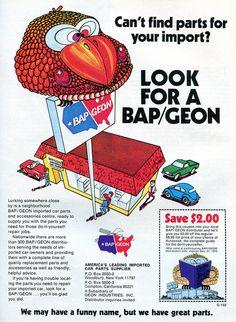 1974 BAP-GEON Advertising Road & Track December 1974 | Flickr - Photo Sharing!