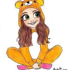 "#QueSePareElMundo!!!🙌😮 A new drawing of Karol with her Rilakkuma pajama!🐻😍 I love you so so so much Karol!!!🌻 I'm super, super but super grateful to each and every one of you, thanks for 15k!!! OMG! thanks for so much love!  Tag to @karolsevillaofc please! (She liked and commented ""Me encanta ❤❤❤"") #karolsevilla #rilakkuma #soyluna #disneychannel #sobreruedas #alas #valiente #karol #sevilla #disney #lunavalente #solbenson #nadadeperfectas #youtube #karol_sevillaof #instagram #drawings…"