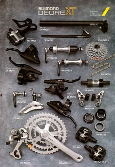 For Pure Enjoyable, Relaxation And Also Excercise, I Choose Mountain Bicycle Riding - Cycling precision Vintage Bicycle Parts, Vintage Bicycles, Bicycle Store, Garage Bike, Bike Details, Retro Bike, Mountain Bicycle, Mountain Biking, Fat Bike