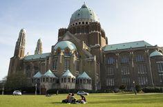 The Koekelberg Basilica - Brussels