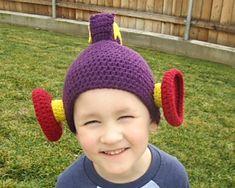 Larry Boy Hat Pattern