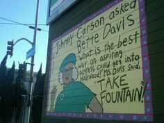 Advice from Bette Davis