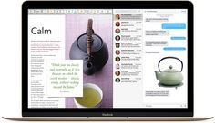 Bruke to Mac-apper side ved side i Delt visning - Apple-kundestøtte