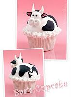 Megans next birthday cupcake if i could figure out how to do it