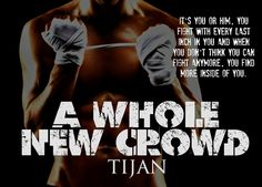 Morning Books and Coffee: A Whole New Crowd by Tijan *BLOG TOUR*