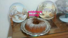 Cozinhaterapia Vovoszinha: bolo de banana e ameixa