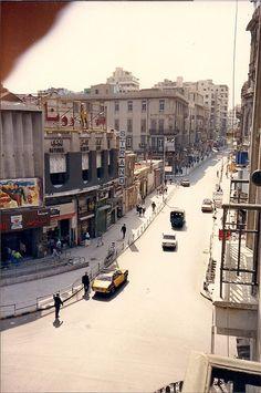 Alexandria, Egypt 1977 (Retro)