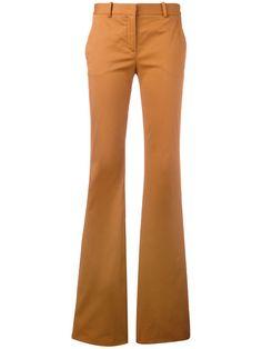 ROBERTO CAVALLI Flared Trousers. #robertocavalli #cloth #trousers