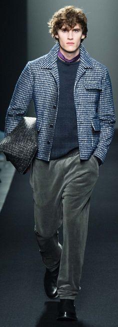 Bottega Veneta Fall 2015 Menswear | Men's Fashion | Men's Casual Outfit | Men's Style | Moda Masculina | Shop at designerclothingfans.com