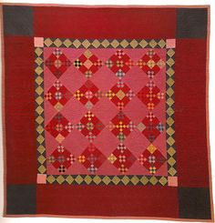 Amish Quilts of Lancaster County by Anonymous Agent, via Flickr  From Julie Silber's book, 1990