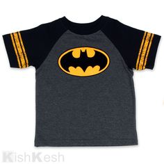 Boys Tee by DC COMICS featuring Batman