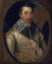 'Portrait of William Style of Langley', British School 17th century | Tate