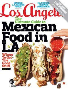 #los #angeles magazine november 2010