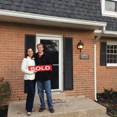 Congratulations to my clients on the purchase of their new home! Thank you for trusting me with all your real estate needs. (We've now done four transactions together.) If you or someone you know wants to buy or sell a home, I can help.   Robyn Porter, REALTOR   Your Real Estate Agent for Life®   Washington DC metro area   call/text 703-963-0142; email robyn@robynporter.com   #realestate
