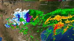 Good Morning Texas! We have a lot going on today and I encourage you to check out the article I've shared here for the complete and detailed forecast. We had over a foot of snow fall in a matter of hours last night in Amarillo and travel is strongly discouraged this morning in the Panhandle and South Plains where road crews are working to clear things up.   Summarizing what we have going on today: Our first storm system will move east today resulting in the current round of