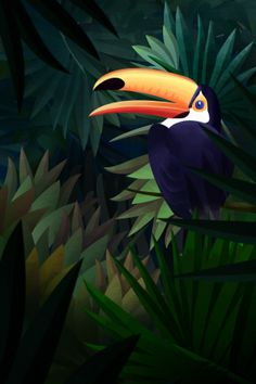 Tropical, by Julia Kirchner