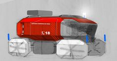 Car Design Sketch, Hand Sketch, Small Cars, Transportation Design, Mobile Design, Automotive Design, Corporate Design, Concept Cars, Industrial Design