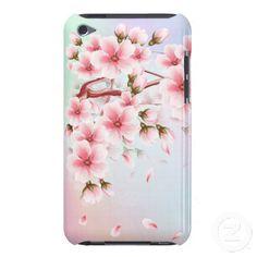 Beautiful  Sakura iPod Touch Case