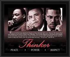 martin obama and malcolm   ... (Barack Obama, Martin Luther King and Malcolm X): Home & Kitchen