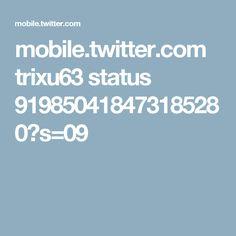 mobile.twitter.com trixu63 status 919850418473185280?s=09
