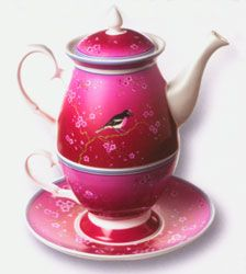 Ashdene Tea for me - Kyoto Blossom