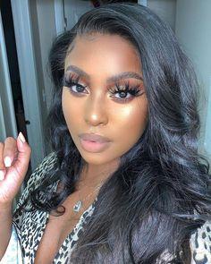 // pinterest @esib123 // Flawless Makeup, Beauty Makeup, Hair Makeup, Black Girl Makeup, Girls Makeup, Make Beauty, All Things Beauty, Brown Skin Makeup, Makeup Makeover