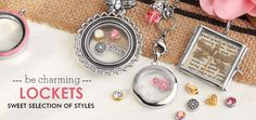 Be Charming with Glass Lockets and Charms at GoodyBeads.com. Shop our large selection of keepsake lockets and create beautiful personalized jewelry. Lockets are easy DIY jewelry.